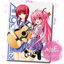 Angel Beats Yui Mouse Pad 02