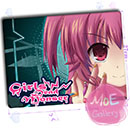Angel Beats Yui Mouse Pad 04