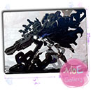 Black Rock Shooter BRS Mouse Pad 03