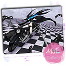 Black Rock Shooter BRS Mouse Pad 07