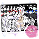 Black Rock Shooter BRS Mouse Pad 08