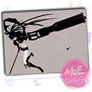 Black Rock Shooter BRS Mouse Pad 09