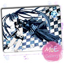 Black Rock Shooter BRS Mouse Pad 10