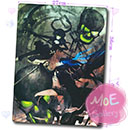 Black Rock Shooter BRS Mouse Pad 11