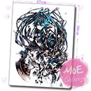 Black Rock Shooter BRS Mouse Pad 15