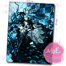 Black Rock Shooter BRS Mouse Pad 19