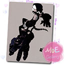 Black Rock Shooter BRS Mouse Pad 21