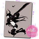 Black Rock Shooter BRS Mouse Pad 22