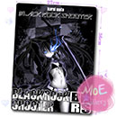 Black Rock Shooter BRS Mouse Pad 26