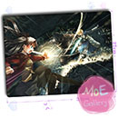 Fate Stay Night Saber Mouse Pad 01
