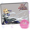 Fate Stay Night Saber Mouse Pad 12