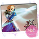 Fate Stay Night Saber Mouse Pad 13