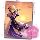 Fate Stay Night Saber Mouse Pad 15