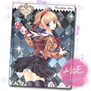 Fate Stay Night Saber Mouse Pad 22