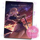 Fate Stay Night Saber Mouse Pad 25