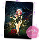 Guilty Crown Inori Yuzuriha Mouse Pad 13