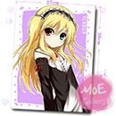 I Have Few Friends Kobato Hasegawa Mouse Pad 01