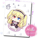 I Have Few Friends Kobato Hasegawa Mouse Pad 06