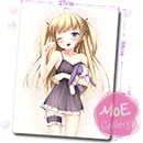 I Have Few Friends Kobato Hasegawa Mouse Pad 10