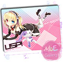 I Have Few Friends Kobato Hasegawa Mouse Pad 14