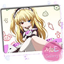 I Have Few Friends Kobato Hasegawa Mouse Pad 15