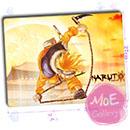Naruto Naruto Uzumaki Mouse Pad 07