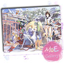Naruto Touhou Project Mouse Pad 01