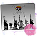 One Piece Monkey D Luffy Mouse Pad 01