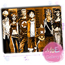 One Piece Monkey D Luffy Mouse Pad 02