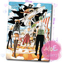 One Piece Monkey D Luffy Mouse Pad 14