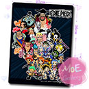 One Piece Monkey D Luffy Mouse Pad 16