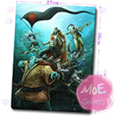 One Piece Seven Warlords of the Sea Mouse Pad 02