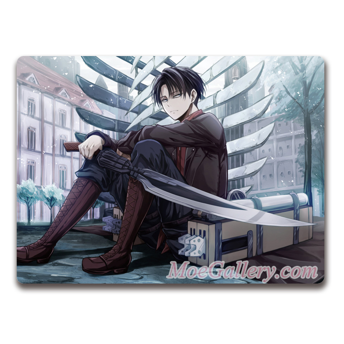 Attack On Titan Levi Mouse Pad 01