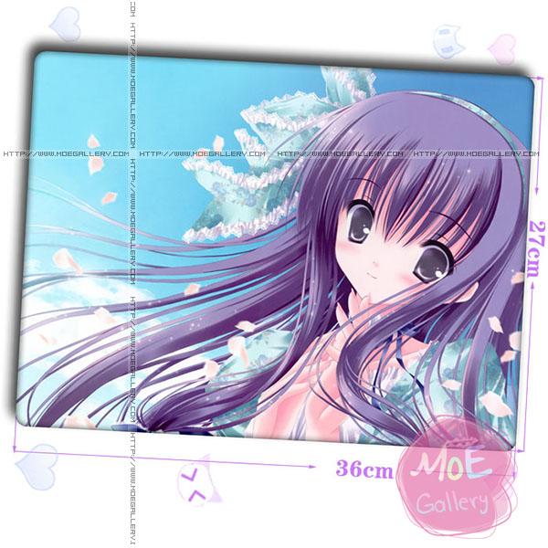 Tinkle Tsukiyo Chakai Mouse Pad 01