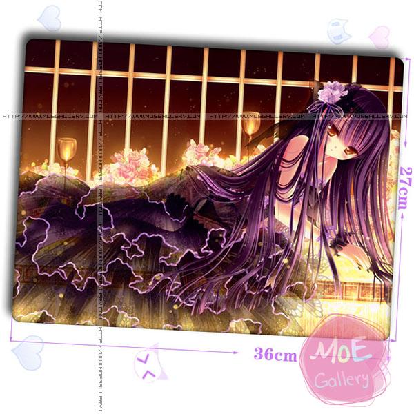 Tinkle Tsukiyo Chakai Mouse Pad 18