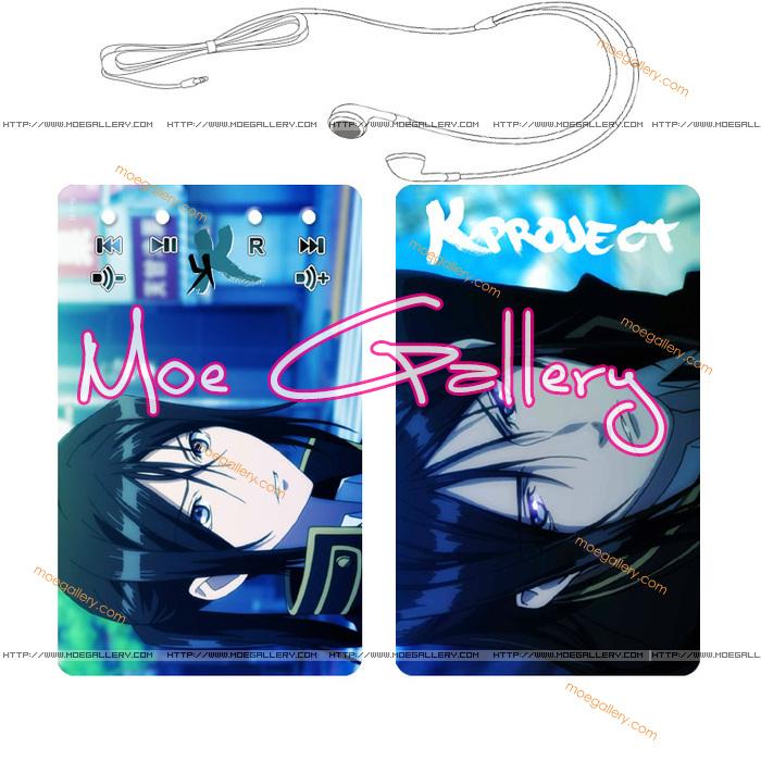 K-Project Kuroh Yatogami MP3 Player 01
