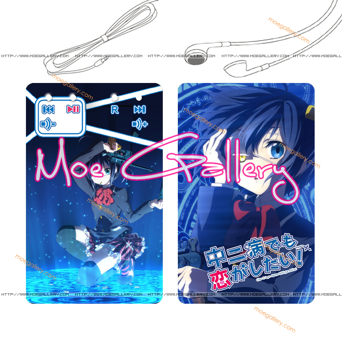 Chu-2 Rikka Takanashi MP3 Player 01