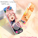 Mondaiji Kurousagi MP3 Player 02