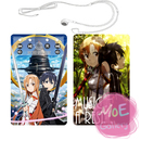 Sword Art Online Asuna Kirito MP3 Player 01