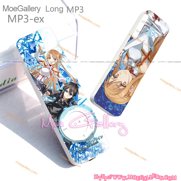 Sword Art Online Asuna Yuuki MP3 Player 02