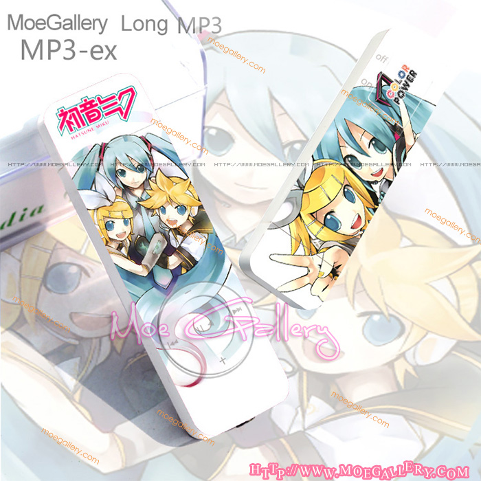 Vocaloid Hatsune Miku MP3 Player 03