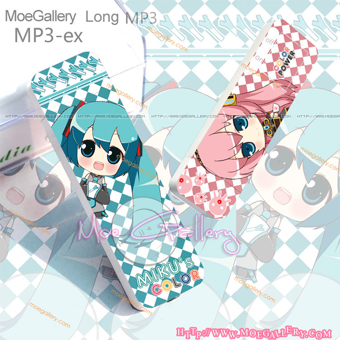 Vocaloid Hatsune Miku MP3 Player 04