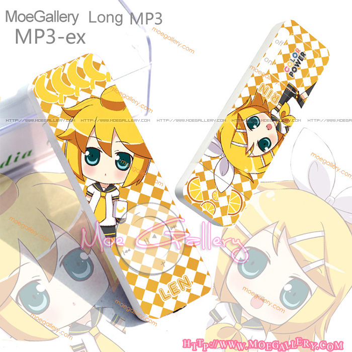 Vocaloid Kagamine Rin Len MP3 Player 01
