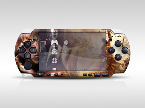 God of War PSP Skin