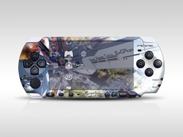 Gundam PSP Skin