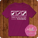 Touhou Project Tee Prismriver Sisters T-Shirt