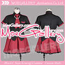 Blood-C Saya Kisaragi Cosplay Costume
