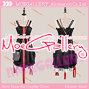 Guilty Crown Inori Yuzuriha Cosplay Dress