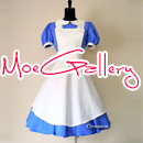 Alice in Wonderland Alice Maid Dress