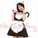 Cat Girl Cute Maid Dress